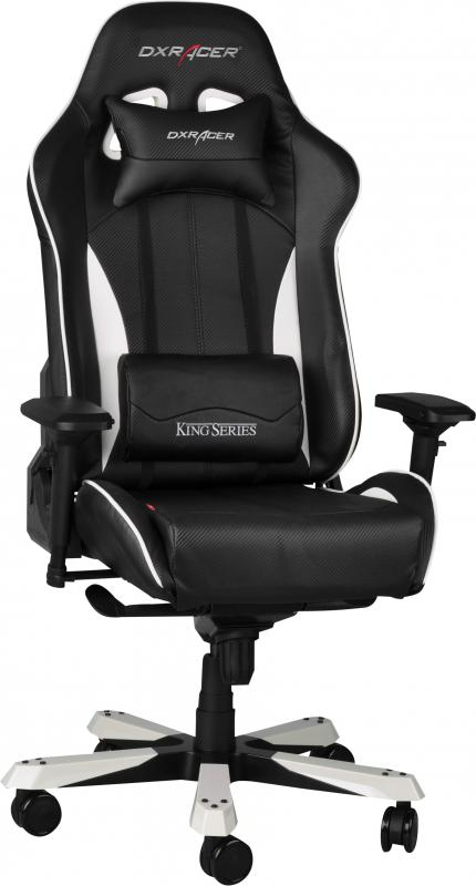 DXRACER  KING - OH/K-57/NW (2019-Белый карбон)