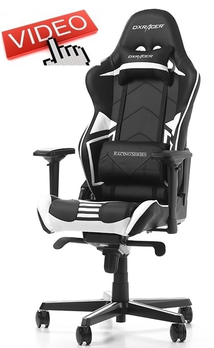 DXRacer Racing OH/RV131 (белый)