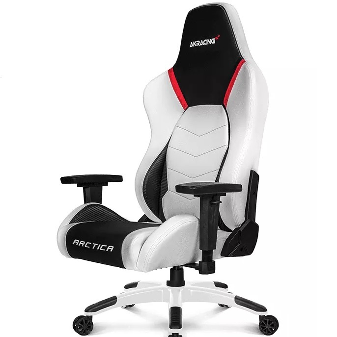 AKRacing ARCTICA (ARCTICA-WHITE) white/black