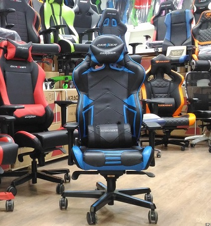 DXRACER RACING PRO GAMING CHAIR - OH/RV131/NB