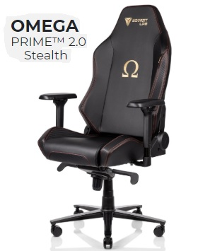 Secretlab OMEGA 2020 Stealth-Carbon