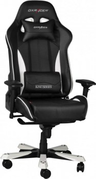 DXRACER  KING - OH/K-57/NW (2018-Белый карбон)