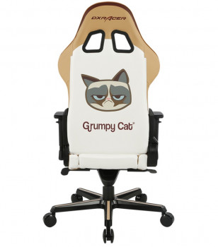 DXRacer Limited Edition Grumpy Cat (2020)