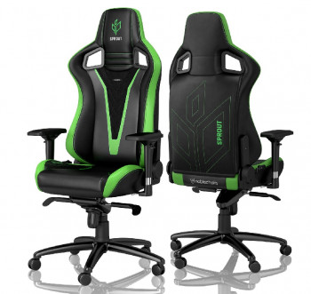 Игровое Кресло Noblechairs EPIC  Sprout Edition Edition