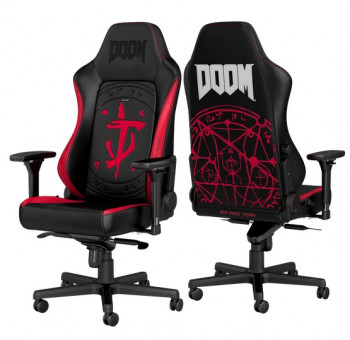 Noblechairs HERO DOOM EDITION 2021