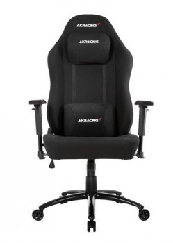 AKRacing OPAL black  (ткань + мультиблок)