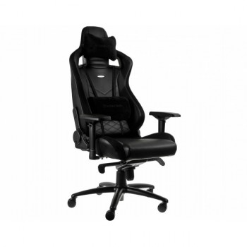 Кресло NobleChairs серия EPIC Black PU Leather