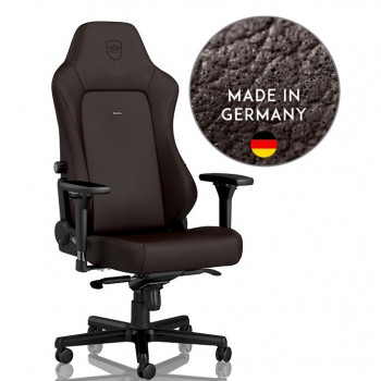 2021 -  Noblechairs  HERO JAVA EDITION. Hybrid Leather