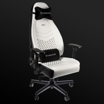 Noblechairs ICON  PU  white  (Белый)