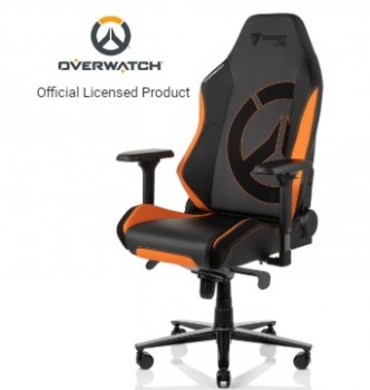 Secretlab OMEGA 2020 - Overwatch