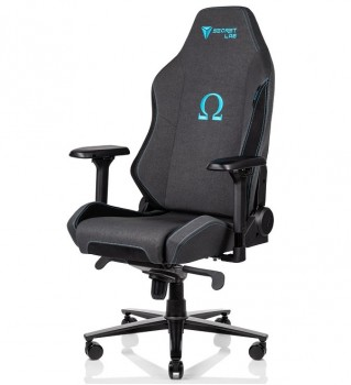 Secretlab OMEGA 2020 So Weave™ - Charcoal Blue