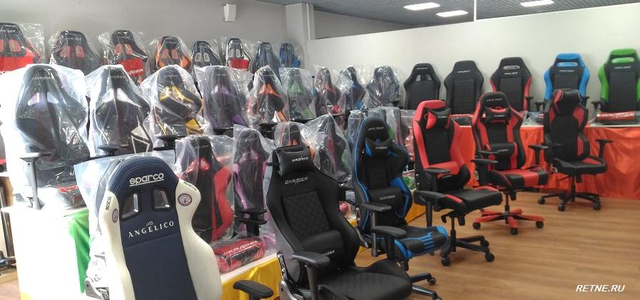 кресла Спарко в магазине СПб